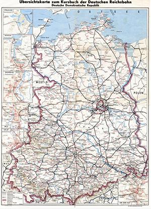 Deutsche Demokratische Republik Landkartenarchiv De