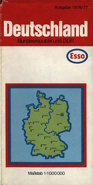 Deutschlandweite Strassenkarten